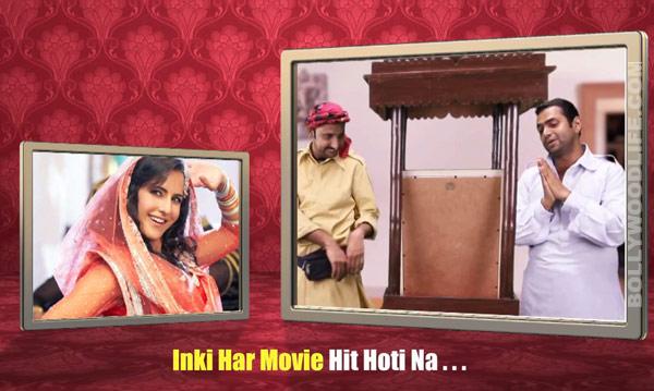 Sexy Katrina Kaif turns goddess - Watch aarti video!