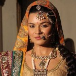 Why was Aashka Goradia missing from Maharana Pratap?