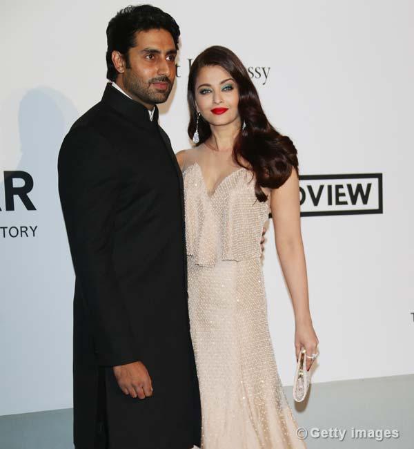 Abhishek Bachchan: I make Aishwarya Rai Bachchan look good!