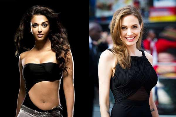 Aishwarya Rai Bachchan to copy Angelina Jolie?