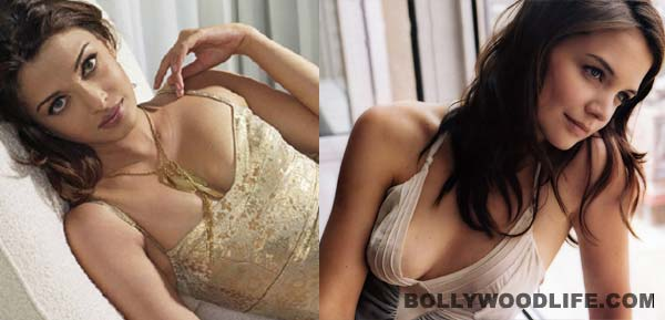 What is common between Aishwarya Rai Bachchan and Katie Holmes? View pics!
