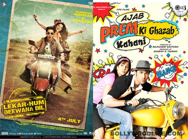 Is Armaan Jain walking on the footsteps of Ranbir Kapoor?