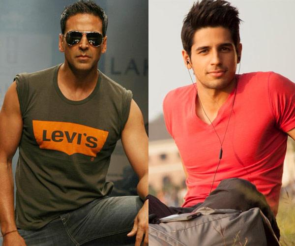 Sidharth Malhotra and Akshay Kumar team up for Karan Malhotra's next?
