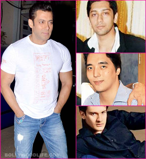 Salman Khan ready to mentor three more newbies after Pulkit Samrat and Arjun Kapoor!
