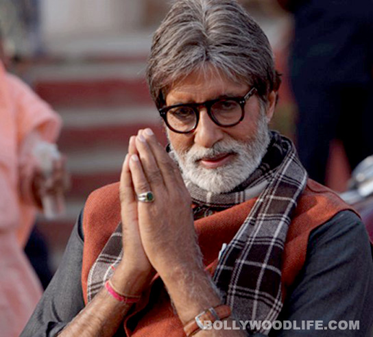 What does Amitabh Bachchan consider his biggest mistake in life?