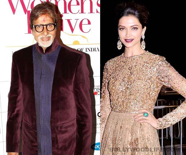Amitabh Bachchan and Deepika Padukone to attend workshops for Piku!