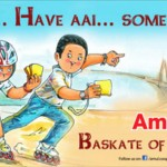 Amul pays an ode to Saqib Salim and Partho Gupte's Hawaa Hawaai – view pic!