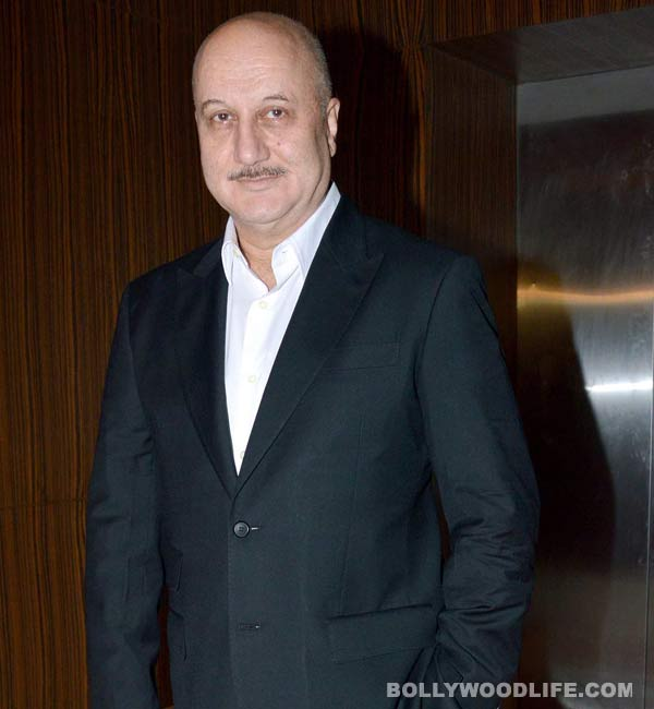Anupam Kher to make a comeback on television