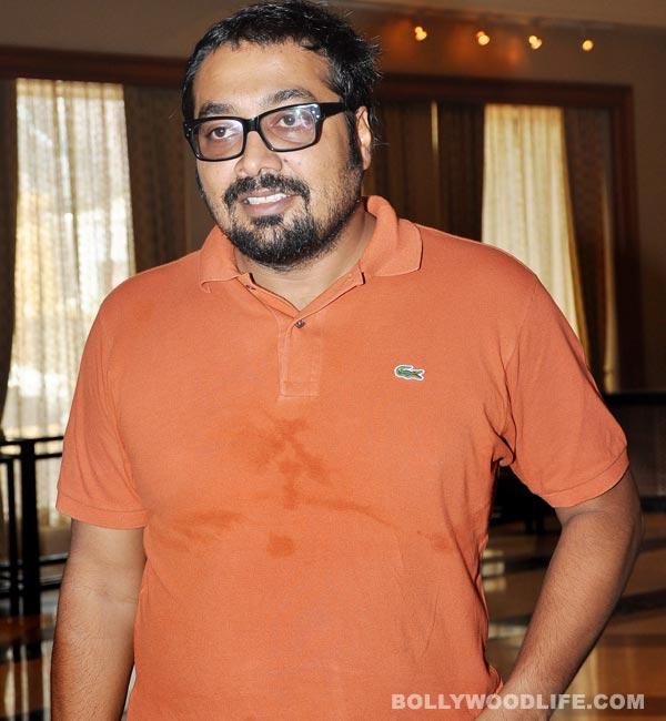 Anurag Kashyap dating his Assitant Director Sabrina Khan?