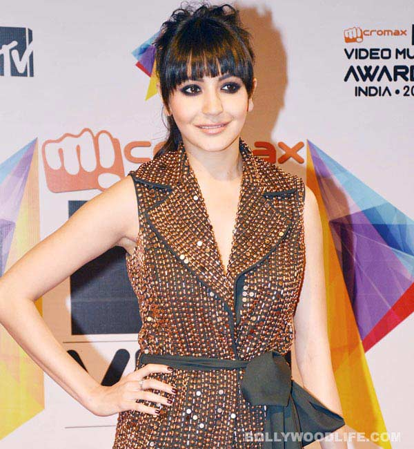 Why are 140 costumes designed for Anushka Sharma?