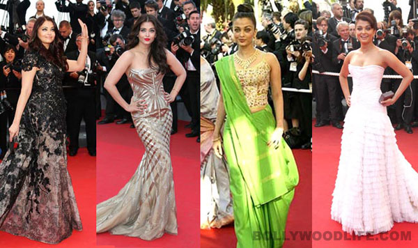 Cannes 2014: A look at Aishwarya Rai Bachchan's hits and misses on the red carpet!