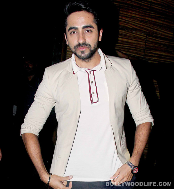 What is Ayushmann Khurrana's Bombay Fairytale now called?