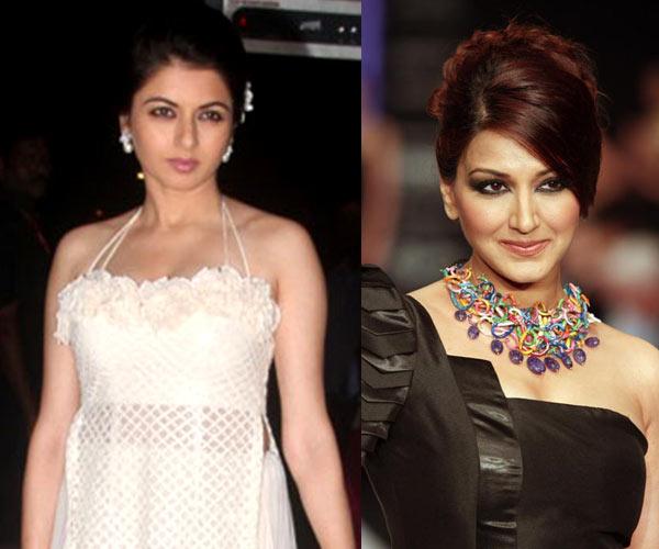 Bhagyashree and Sonali Bendre's failed Bollywood careers a reason behind television comeback?