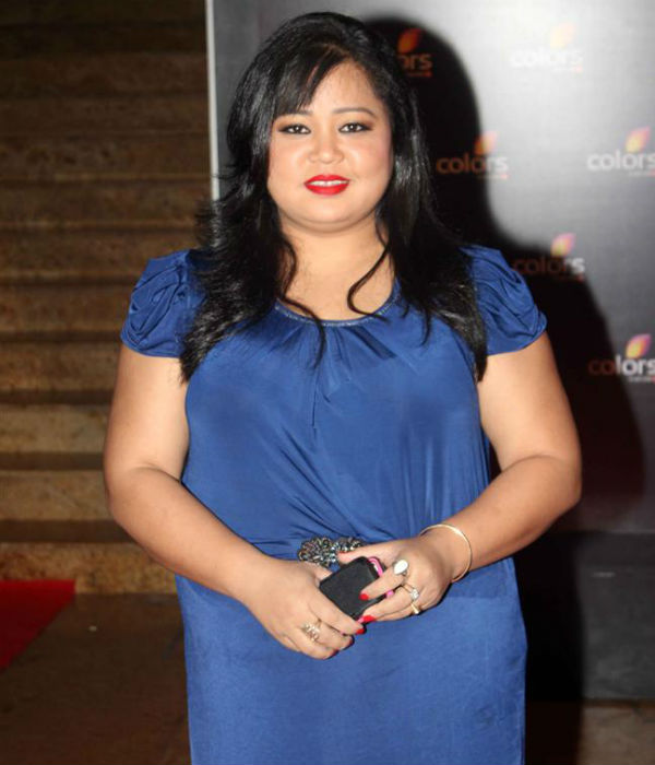 Bharti Singh I Do Not Feel Bad When People Joke About My