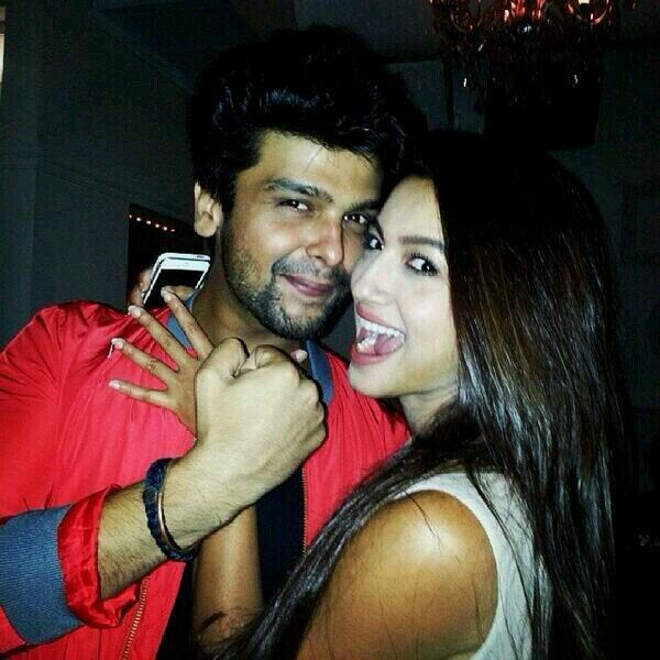Why are Bigg Boss lovers Gauahar Khan and Kushal Tandon celebrating?