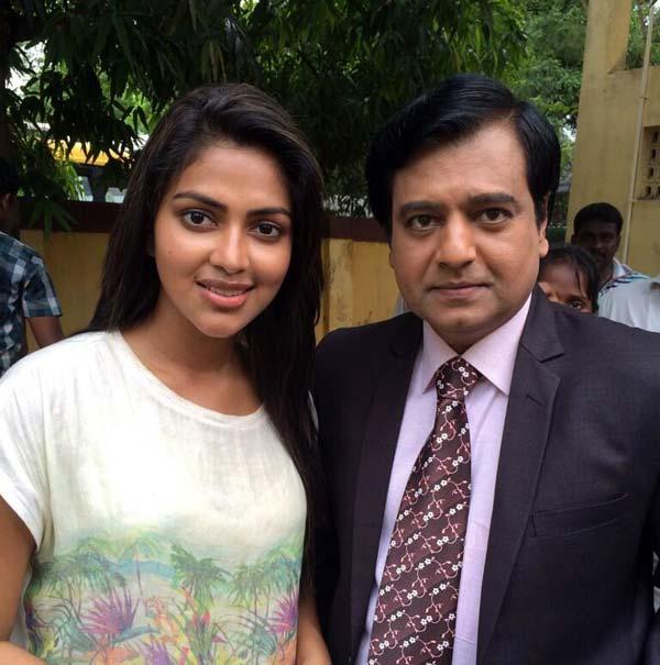 Vivekh: Amala Paul will continue acting post wedding
