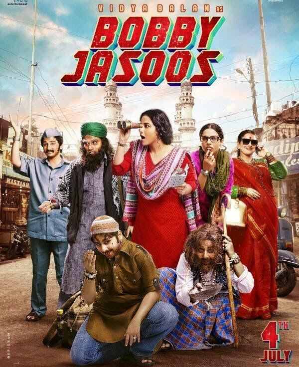 5 reasons why we loved Vidya Balan's Bobby Jasoos trailer!
