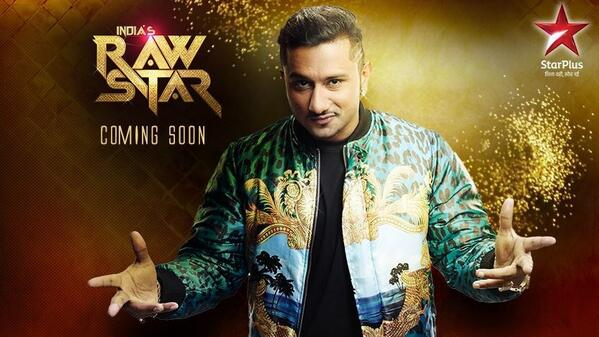 India's RawStar promo: Yo Yo Honey Singh calls out to nation's talent in his unique andaaz!