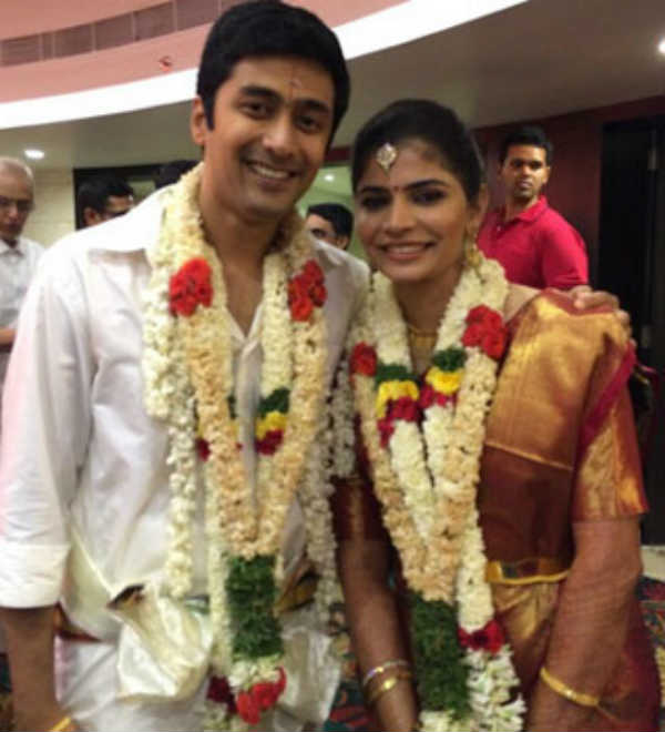 Chinmayi Sripada marries actor Rahul Ravindran