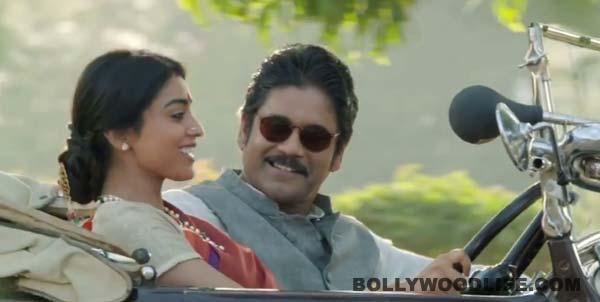 Nagarjuna and Shriya Saran's Manam Manam to have a red carpet premiere on Thursday