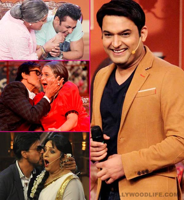 Comedy Nights with Kapil anniversary special: 7 funniest episodes of Kapil Sharma's hit show - watch videos!