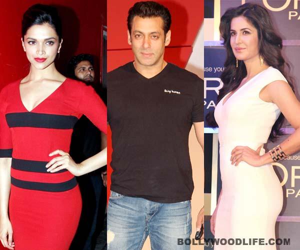 Katrina Kaif replaces Deepika Padukone as Salman Khan's item girl in Kick