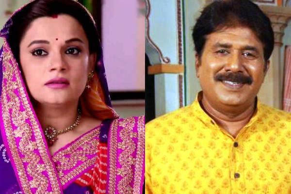 Diya Aur Baati Hum video: Is Kanika Maheshwari aka Meenakshi flirting with Babasa?