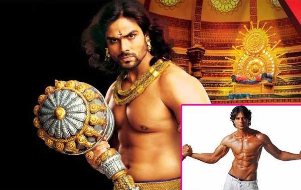 Mahabharat: Arpit Ranka lost his six pack abs to play Duryodhan!