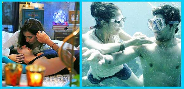 Ek Villain song Galliyan teaser: Sidharth Malhotra and Shraddha Kapoor's underwater romantic number!