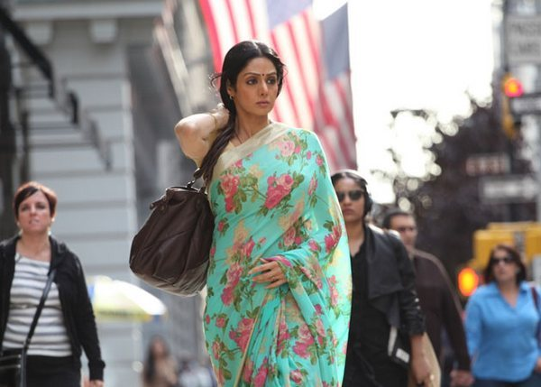 What will Sridevi do for promoting English Vinglish in Japanese?