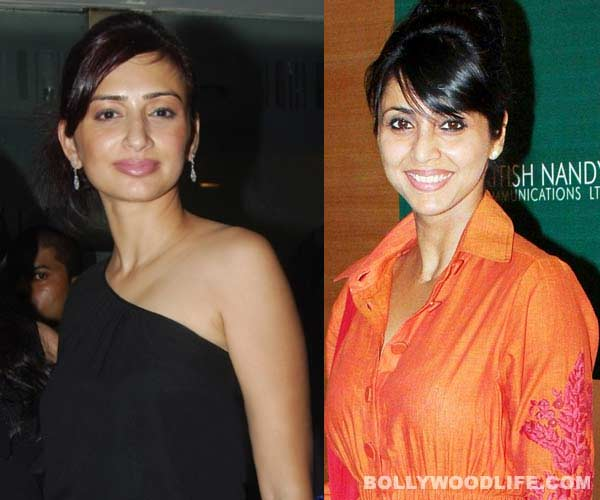 Will Gauri Pradhan's television comeback end up being like Gautami Kapoor's stint?