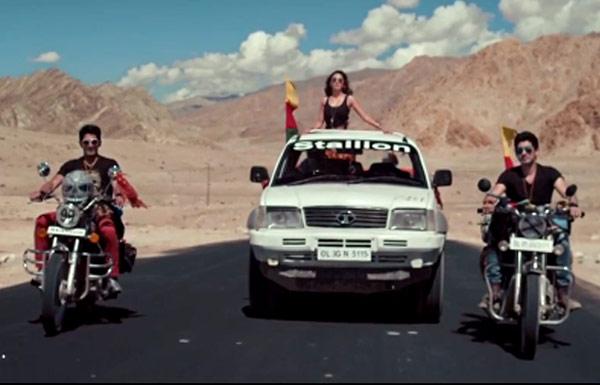 Fugly song Banjarey: Yo Yo Honey Singh's refreshing road trip number!