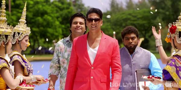 Its Entertainment trailer: Akshay Kumar and Tamannaah's slapstick comedy is anything but funny!