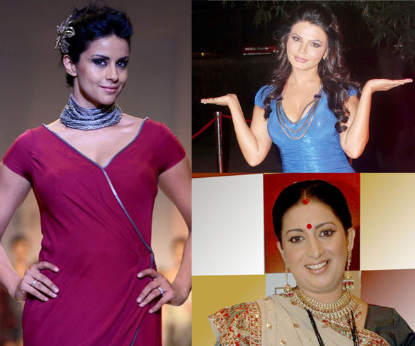 Smriti Irani, Gul Panag and Rakhi Sawant: The actors who failed elections in 2014