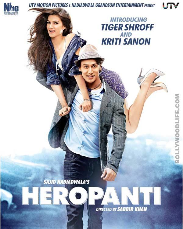 Heropanti movie review: Tiger Shroff aces as an action hero in this ordinary Bollywood masala flick!