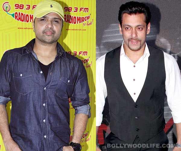Are Salman Khan and Himesh Reshammiya at loggerheads again?