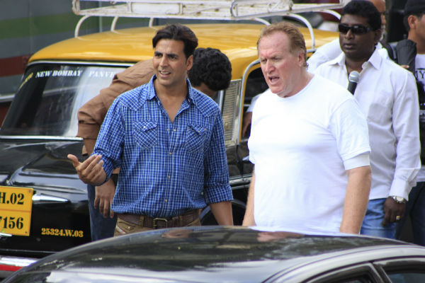 British stuntman Greg Powell: It's great to teach Akshay Kumar - View pics!