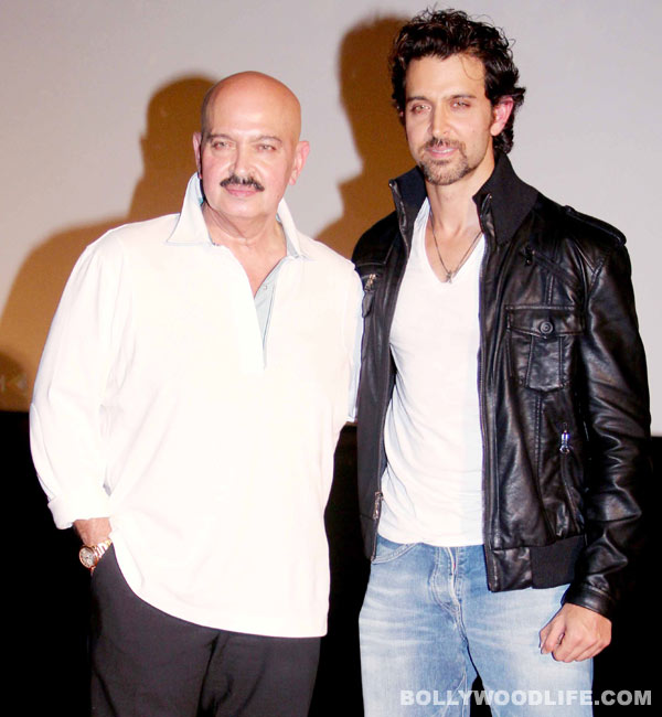 Hrithik Roshan and sister Sunaina launch a pictorial biography on father Rakesh Roshan