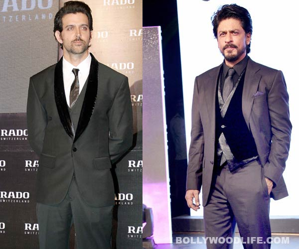 Hrithik replaces Salman in Shahrukh's life!