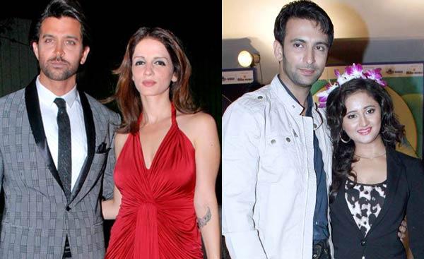 Unlike Hrithik Roshan and Sussanne, TV couple Nandish Sandhu and Rashami Desai to get back together?