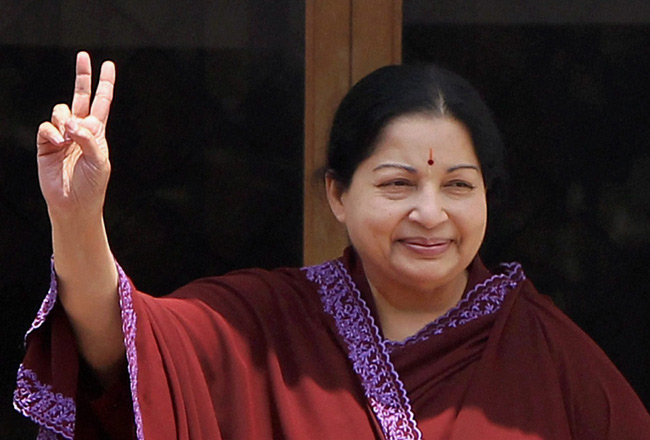 Would Jayalalithaa launch Amma?
