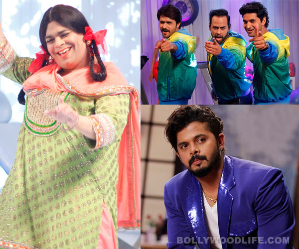 Jhalak Dikhhla Jaa 7 behind the scenes: Kiku Sharda and Shreesanth ensure a fun ride!