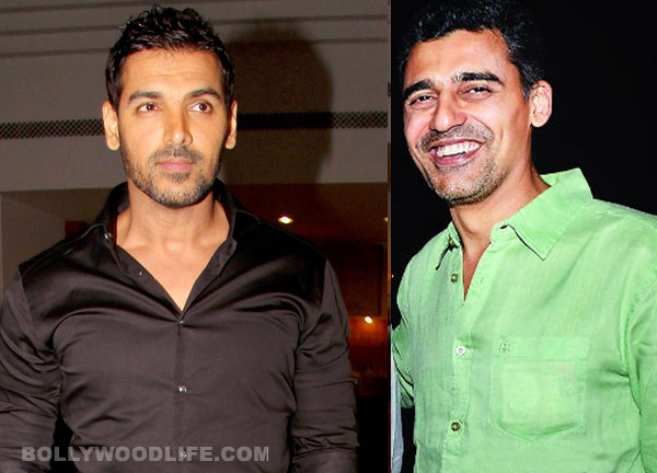 John Abraham becomes uncle to a baby girl!