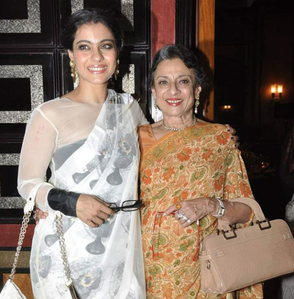 Kajol: My mom is my mentor and the way she has taught me has made me a better mother