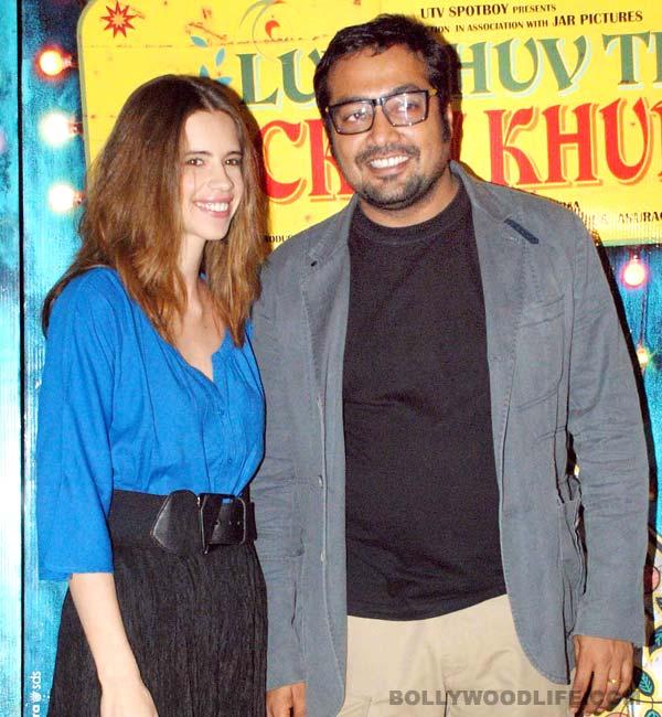 After Hrithik Roshan and Sussane, Anurag Kashyap and Kalki Koechlin head for divorce?