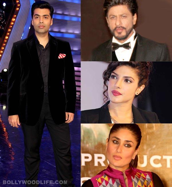 Exclusive: Shahrukh Khan, Priyanka Chopra, Kareena Kapoor to skip Karan Johar's birthday party?