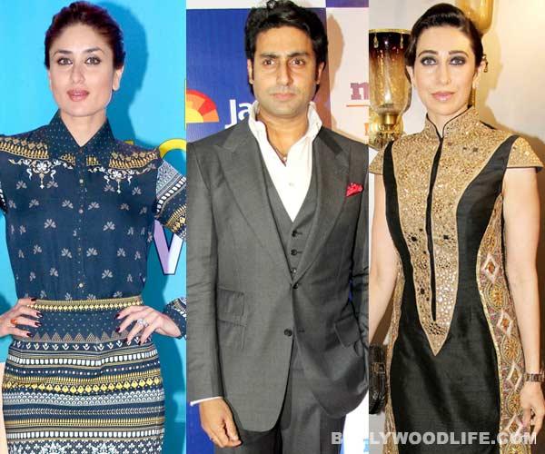 Abhishek Bachchan promotes ex-lover Karisma Kapoor's brother Armaan Jain!