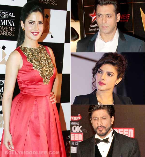 Katrina Kaif beats Salman Khan, Shahrukh Khan, Priyanka Chopra, Akshay Kumar to be the most downloaded celebrity!