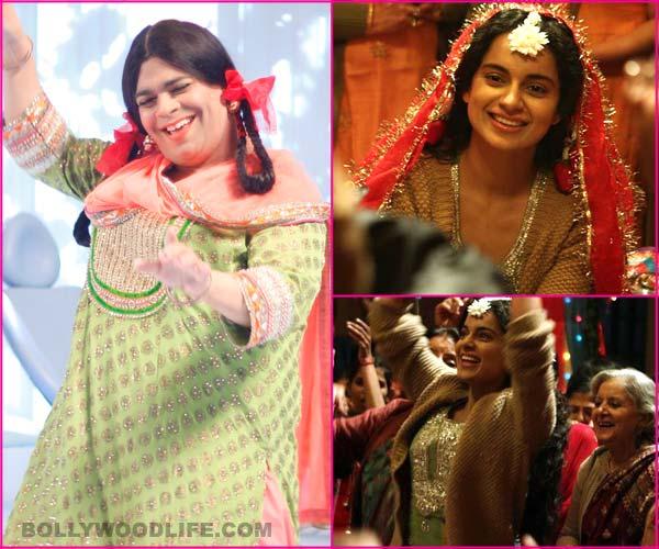 Jhalak Dikhhla Jaa 7 promo: Kiku Sharda does Kangana Ranaut's Queen act!
