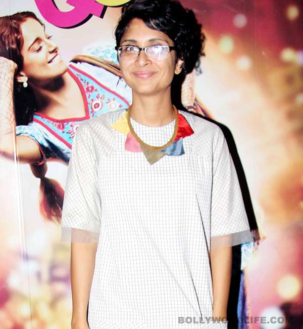 Did Kiran Rao refuse to do a role in Aamir Khan starrer P.K.?